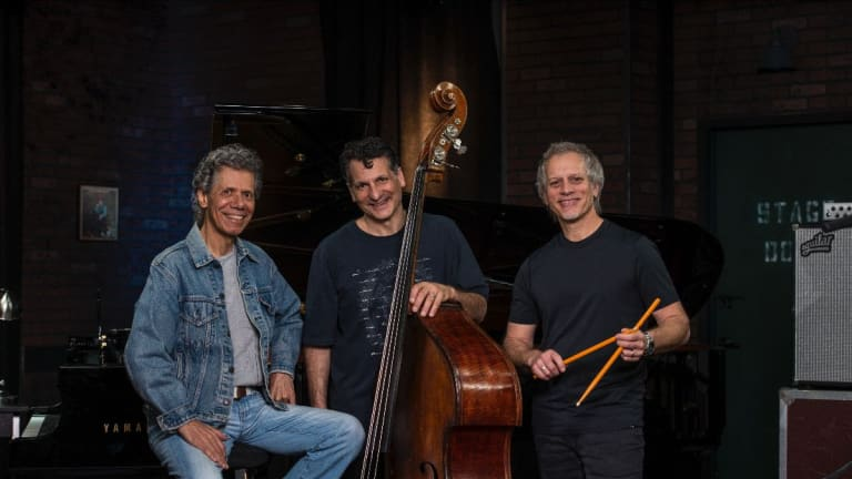 Chick Corea Akoustic Band to Release Live Album Featuring John Patitucci on Bass