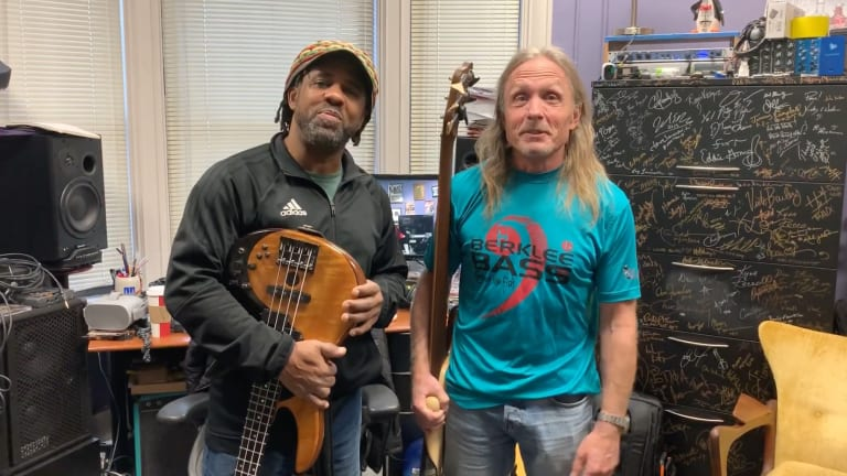Join Victor Wooten & Steve Bailey For a Live Q&A And a Chance to Win a Bass Vault Membership