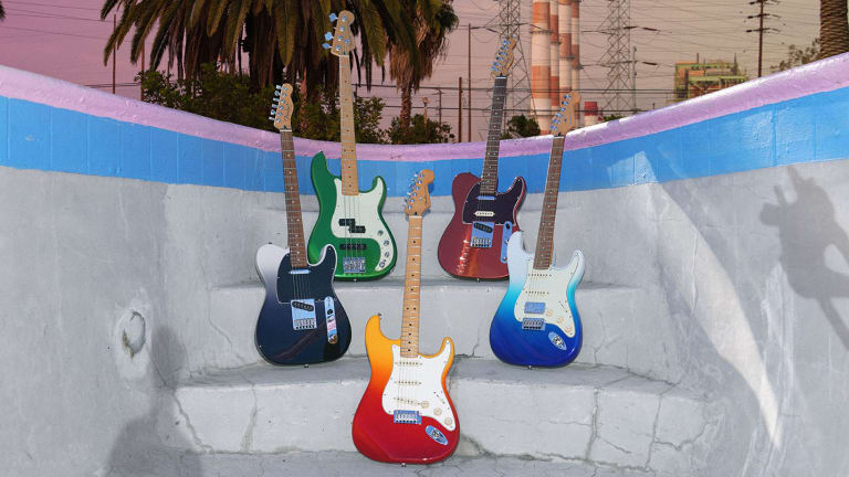 Fender Introduces the Player Plus Studio Sessions