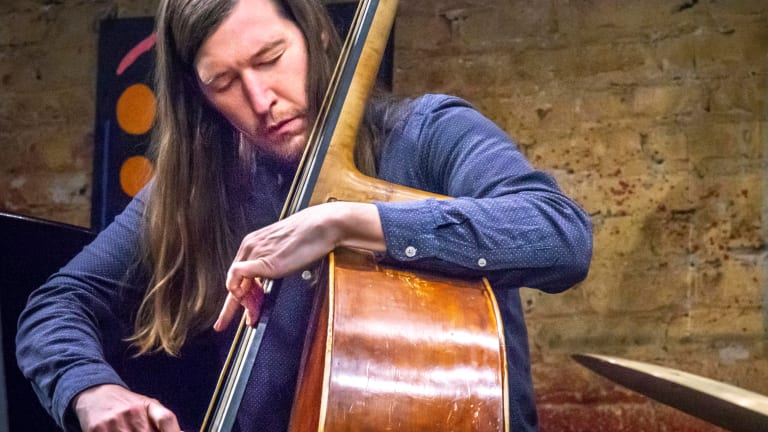 Celebrated Bassist Matt Ulery Announces the Release of 'Delicate Charms Live at the Green Mill'
