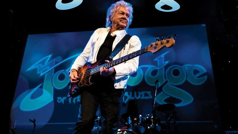 John Lodge to Release New Live Album 'The Royal Affair and After'