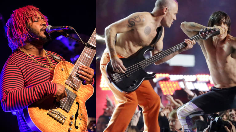 Thundercat, Beck, St. Vincent, Strokes, and More Join Red Hot Chili Peppers 2022 Tour