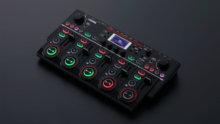BOSS Releases the RC-505MKII Loop Station
