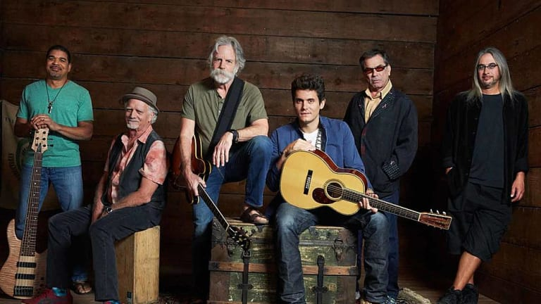 Dead & Company Announces 'Playing In the Sand 2022' Concert