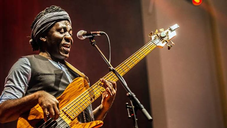 Richard Bona to Perform With Nu Deco at the Bandshell For Livestream