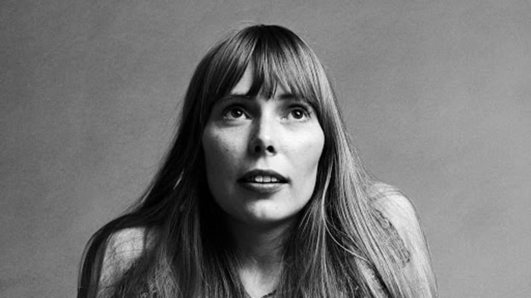 Joni Mitchell The Reprise Albums (1968-1971) Available June 25th