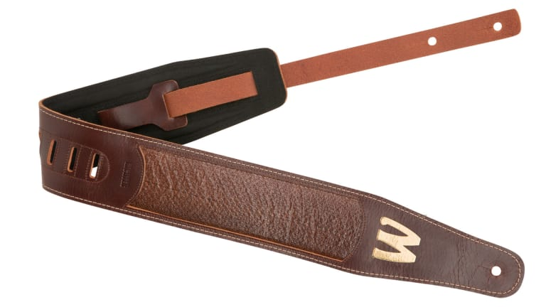Warwick Releases Teambuilt and Masterbuilt Leather Bass Straps