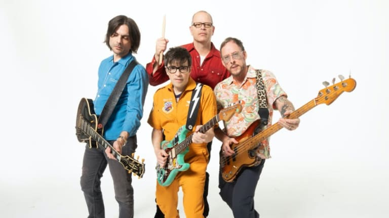Weezer Announces New Album 'Van Weezer,' Releases First Single (Listen)