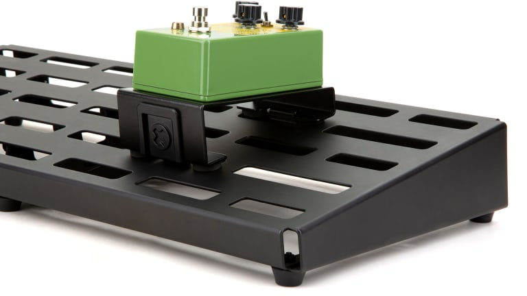 Warwick Releases the RockBoard QuickMount Pedal Riser