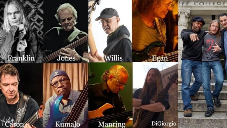 Berklee Presents the Fretless Bass Pioneers Webinar