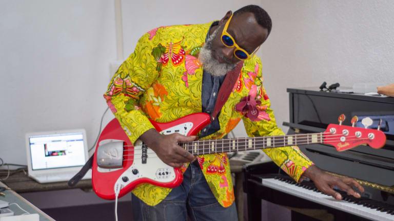 "Jamaaladeen Tacuma to Host Masterclass on ""Music and the Human Experience"""