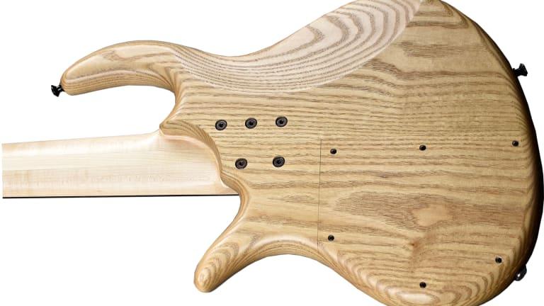 Elrick Bass Guitars Introduces Sassafras Body Wood Option