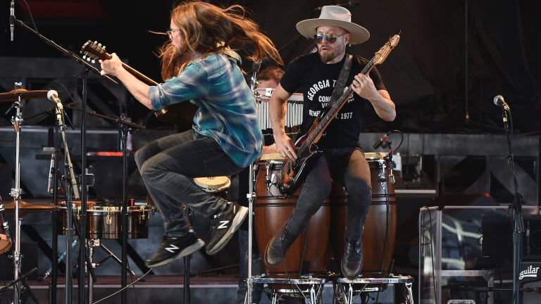 Lukas Nelson & Promise of the Real Announce New Album