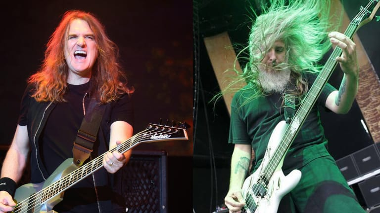 Megadeth And Lamb Of God Announce Fall Tour Dates