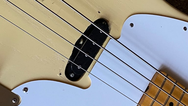 Sheptone Releases the Miles Bass Pickups for True Vintage Tone