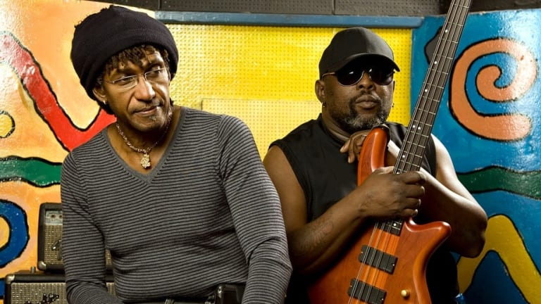 Legendary Reggae Duo Sly & Robbie to Release New Album 'Red Hills Road'