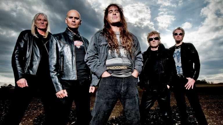 """Steve Harris and British Lion Release Video For New Single """"Land Of The Perfect People"""""""