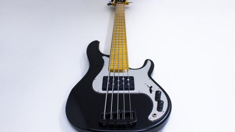 Alusonic Aluminum Instruments Presents PentaFleX 5-String Bass