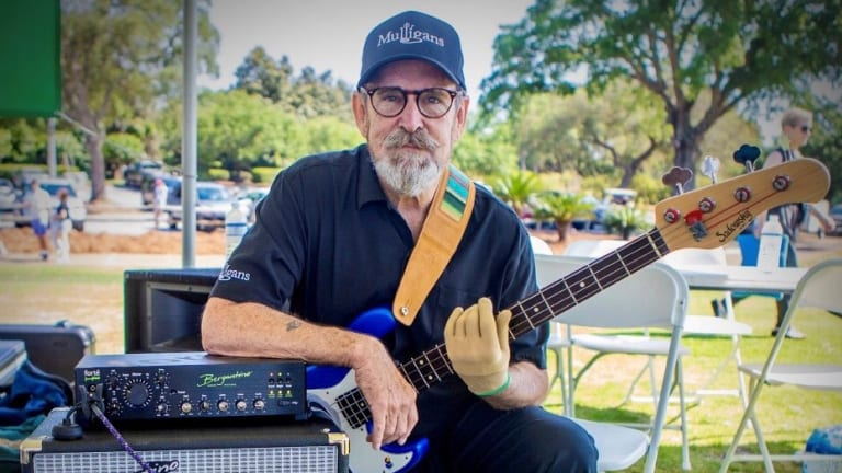 Bergantino Audio Systems Welcomes Dave Hope to Their Family of Artists