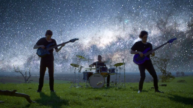 """Dual-Bass Trio The Omnific Release New Video For Single """"Wax & Wane"""""""