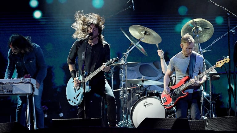 Foo Fighters Announce Anniversary Tour