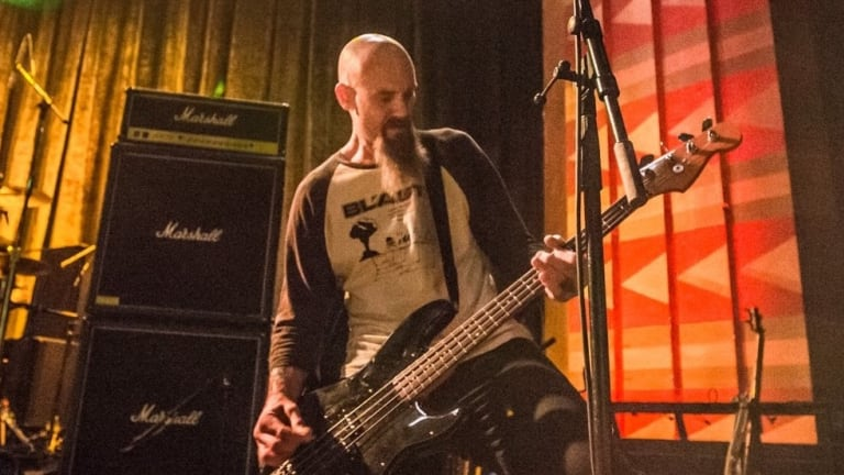 """Nick Oliveri Releases New Single """"I Am Your Sun"""""""
