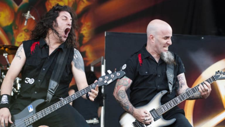 Anthrax Celebrates 40th Anniversary With Livestream Event July 16th