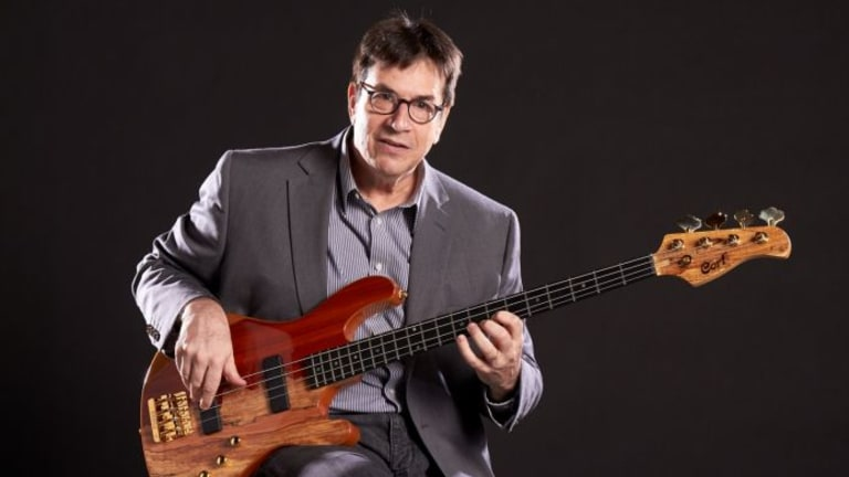 Jeff Berlin Launches Fundraiser For New Tribute Album To Jack Bruce