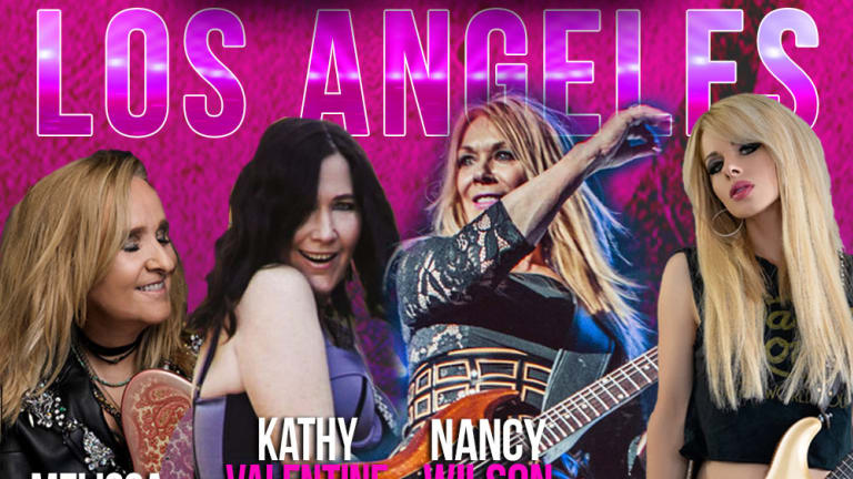 Rock 'n' Roll Fantasy Camp Announces The First Ever Women Only Camp