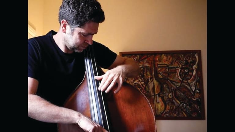 """Orlando le Fleming Releases """"Walking Bass on Rhythm Changes Bass Course"""""""