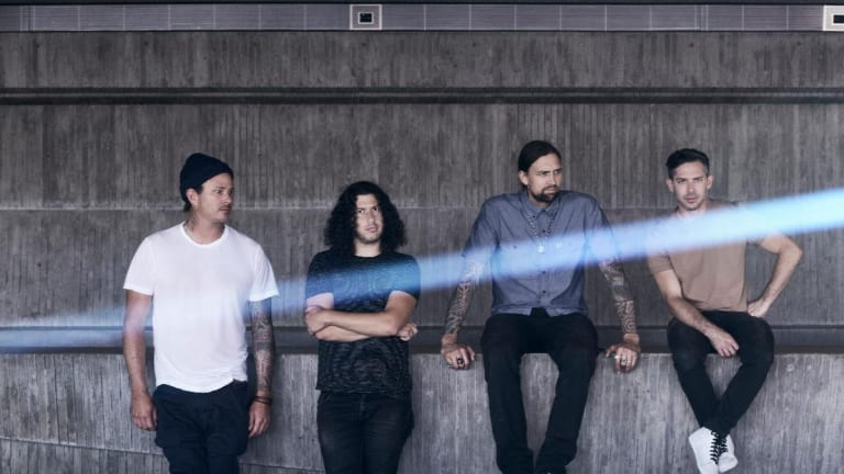 Angels & Airwaves Announce New Album 'Lifeforms'