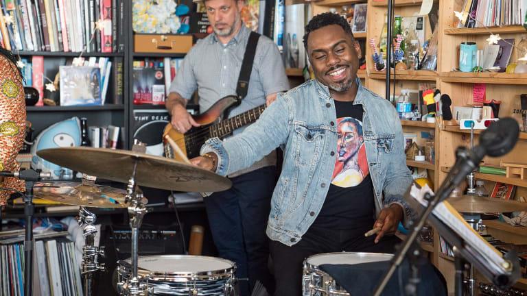 Drummer Nate Smith Announces New Album with Fima Ephron on Bass