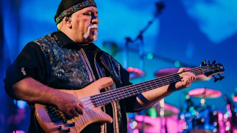 Randy George of NMB (Neal Morse Band) Lists His Top Six Bass Albums