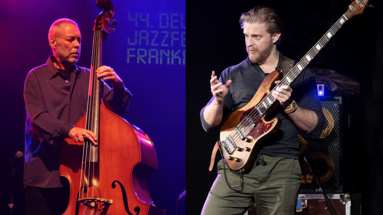 Dave Holland and Hadrien Feraud to Perform at Dutch Double Bass Festival