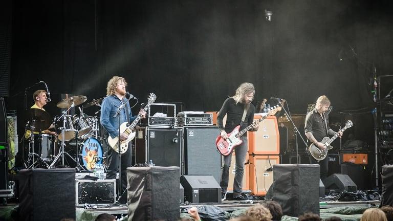 Mastodon Announces First-Ever Live Acoustic Performance at Aquarium