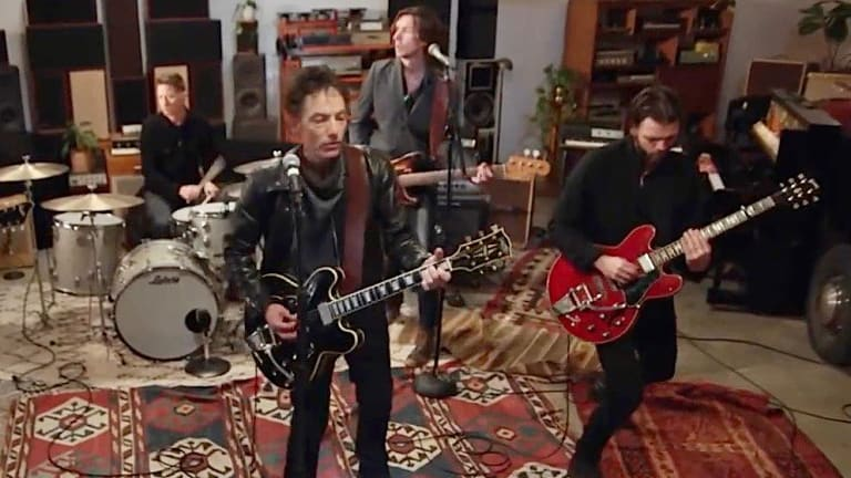 The Wallflowers Release New Album With Whynot Jansveld on Bass