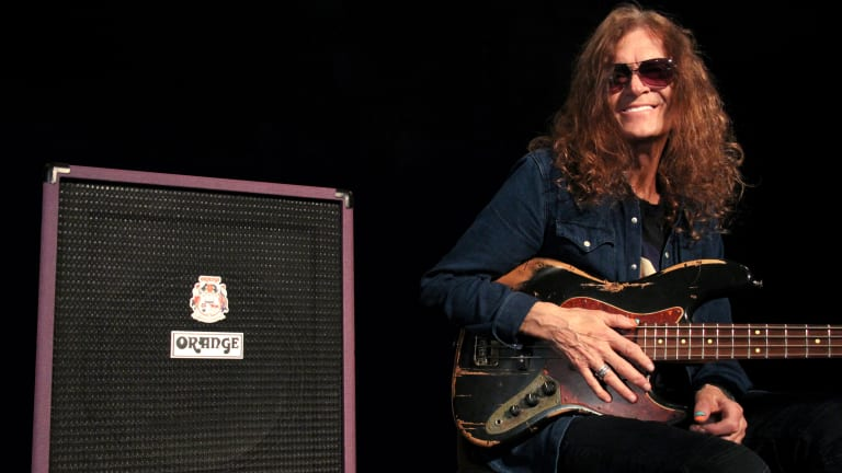 Orange Amplification Launches Glenn Hughes Limited Edition Bass Amp