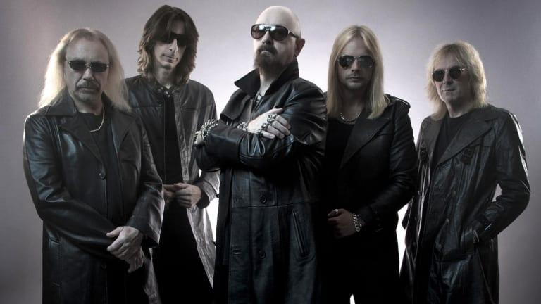 "Judas Priest Unveil ""50 Heavy Metal Years Of Music"" Boxed Set"