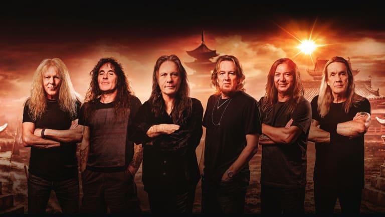 Iron Maiden Announce 17th Studio Album 'Senjutsu'