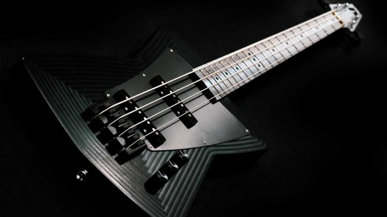 Aluminati Guitar Co. Releases Orion Bass Series