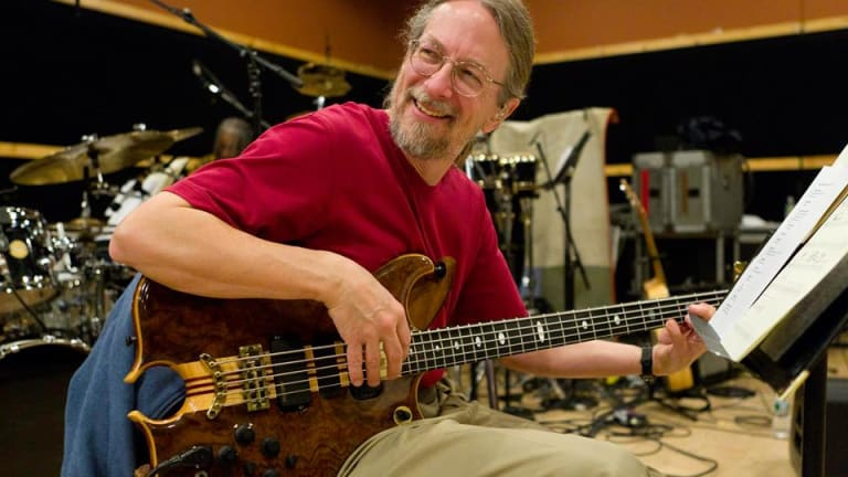 The Lyle Mays Estate Releases 'Eberhard' With Jimmy Johnson and Steve Rodby on Bass