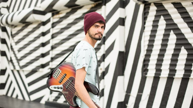 Ben Tiberio Announces the Release of His Recording Debut 'Rare Peace'