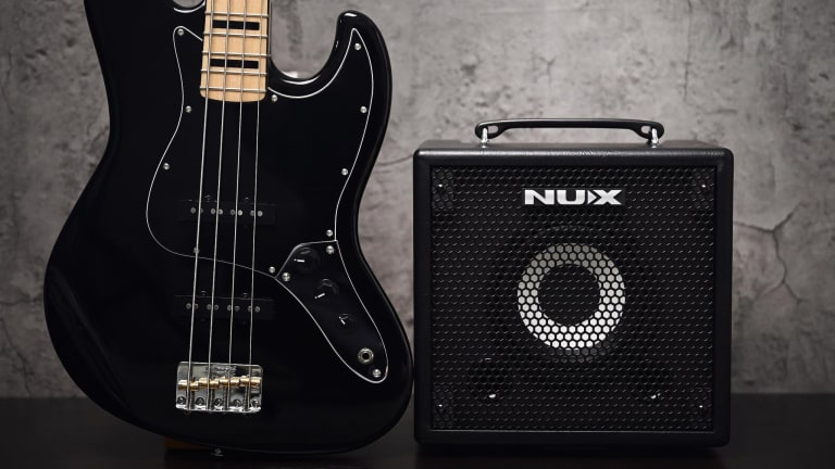 Nu-X Releases the Mighty Bass 50BT Amp