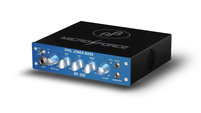 Phil Jones Bass Unveils the Portable BP-200 AMP