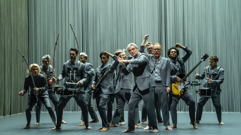 """""""David Byrne's American Utopia"""" Featuring Bobby Wooten on Bass to Debut in Movie Theaters"""