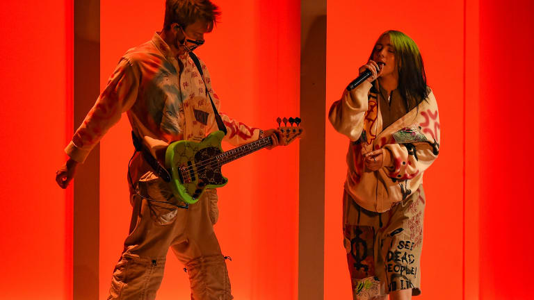 Billie Eilish and Finneas Team Up with Fender Play Foundation to Equip the Next Gen of Artists