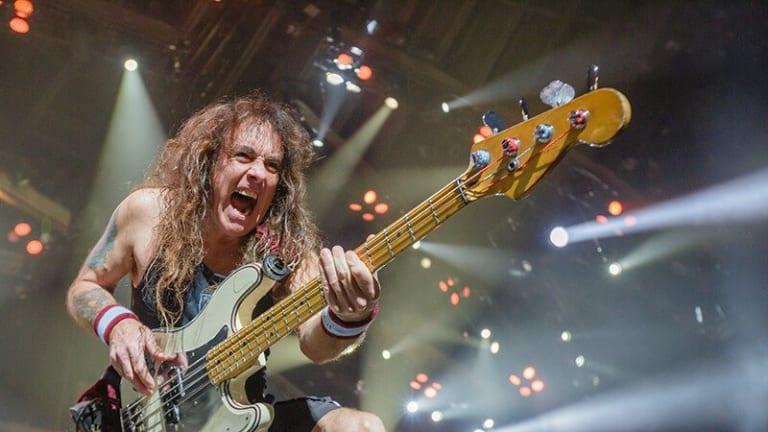 "Iron Maiden Release New Single ""Stratego"" (Listen)"