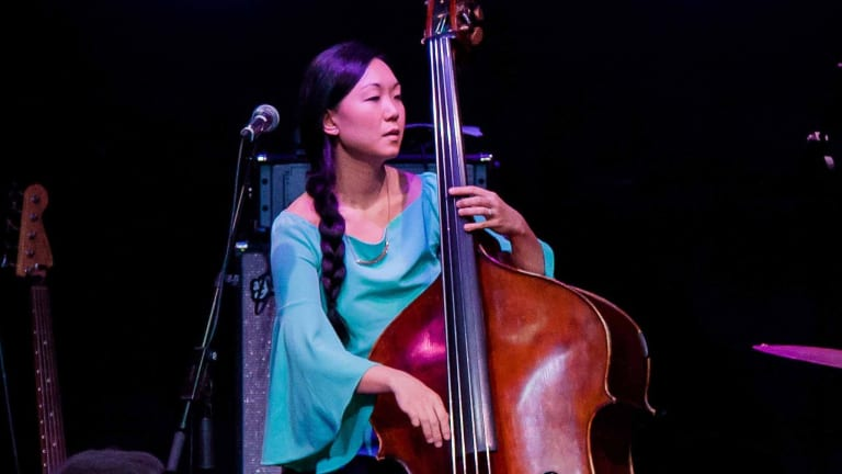 Linda May Han Oh and Vijay Iyer Trio Announce NYC Performances