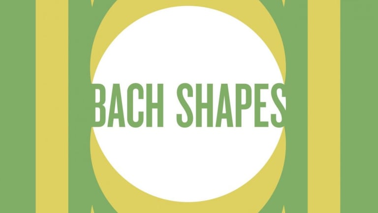 Jon De Lucia Releases Bach Shapes II: Studies in Bach for Bass Book