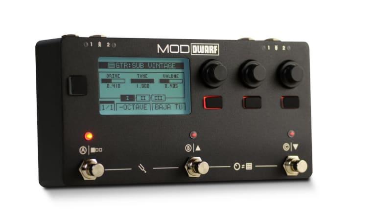 MOD Devices Introduces the MOD Dwarf